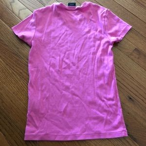 Polo by Ralph Lauren Tops - Pink polo t-shirt